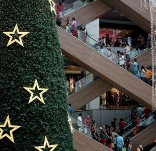 Horarios cierre malls Navidad y Año Nuevo