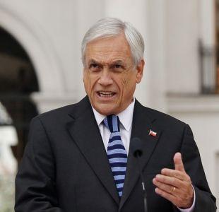 [VIDEO] Piñera dice que regulación de temas migratorios no forma parte de una política de Estado