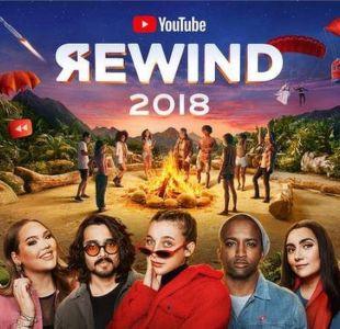 YouTube Rewind 2018: cómo el video resumen de lo mejor de YouTube se convirtió en el más odiado