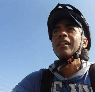 [VIDEO] Un año pedaleando para llegar a Argentina