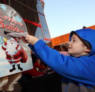 Correos de Chile realiza el último llamado a apadrinar cartas de niños para Navidad