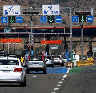 MOP anuncia implementación de free flow en Ruta 68
