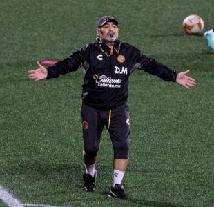 Los bombásticos fichajes que Maradona busca para Dorados de Sinaloa