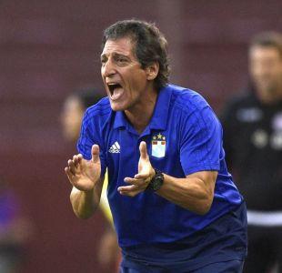 Mario Salas se consagra campeón en Perú con Sporting Cristal