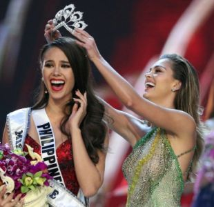 [FOTOS] Candidata de Filipinas se corona como Miss Universo 2018