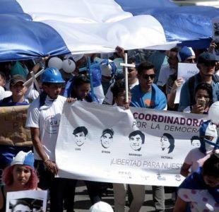 La oposición convoca un paro nacional en Nicaragua