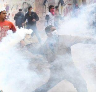 ¿Por qué está creciendo la industria de los gases lacrimógenos y las armas no letales?