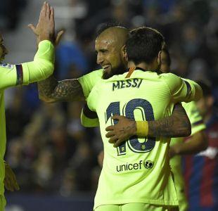 Los rivales de Alexis Sánchez y Arturo Vidal en los octavos de final de Champions League
