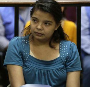 La joven salvadoreña que tuvo un bebé producto de una violación y está acusada de homicidio