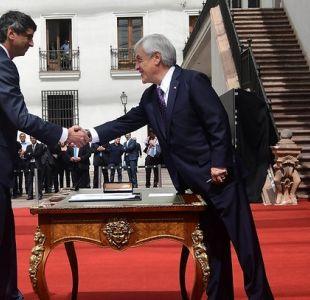 Presidente Piñera nombra a ministro y subsecretaria de Ciencia