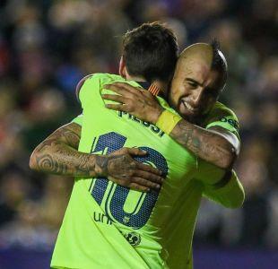 Refuerzo de Boca Juniors confesó que se inspira en Arturo Vidal