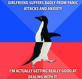 Consejos para ayudar a quienes sufren ataques de pánico