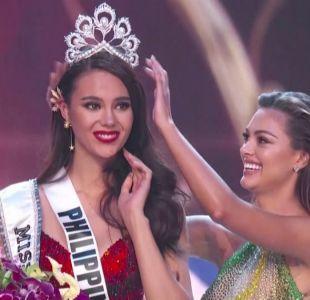 [VIDEO] Un Miss Universo distinto e histórico