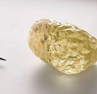 El diamante más grande de Norteamérica fue encontrado en una mina de Canadá