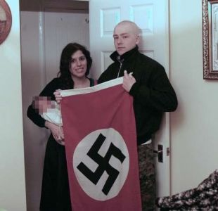 Detienen a pareja por pertenecer a grupo de ultraderecha prohibido en Reino Unido