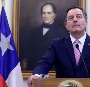 Canciller Ampuero confirma que Chile se abstendrá de votar el Pacto Migratorio