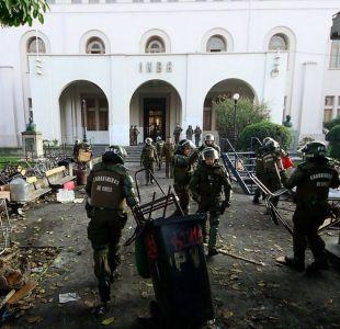 """Piñera promulga ley Aula Segura: """"No queremos a los violentistas en nuestras aulas"""""""