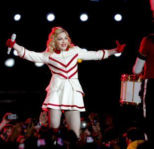 Productora deberá indemnizar a asistentes a concierto incompleto de Madonna en 2012