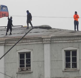 """Ministra Hutt por paro portuario: """"Todos esperamos que se recupere la cordura"""""""