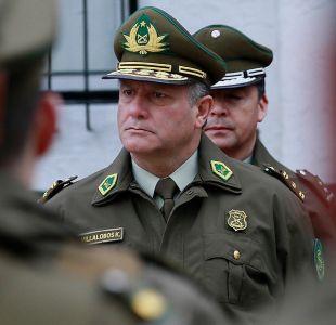 El ex general director de Carabineros fue procesado y detenido por un caso de tortura en contra de un estudiante en 1985.