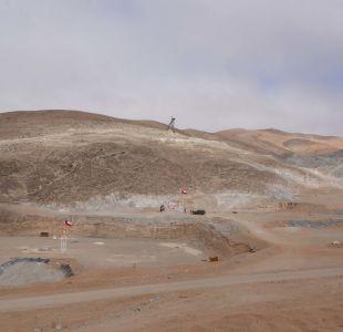 Copiapó: Muere una persona tras caída de planchón de roca en mina San José Chico