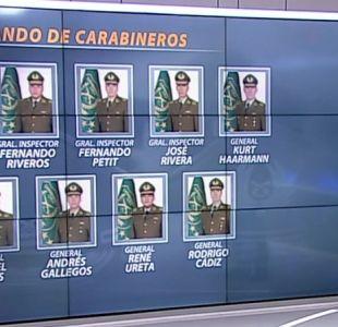 [VIDEO] Los generales que se van