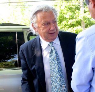 Juzgado decreta arresto domiciliario total para Raúl Schüler