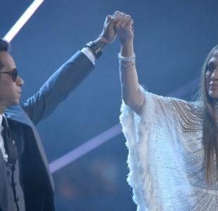 Jennifer Lopez agradece a Marc Anthony por ayudarla a mejorar su confianza interna