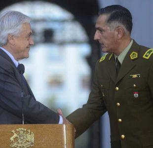 Mario Rozas es el nuevo general director de Carabineros