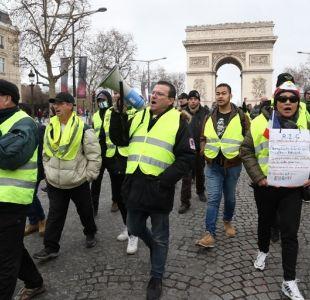 """Muere una persona en un bloqueo de """"chalecos amarillos"""" en Francia"""