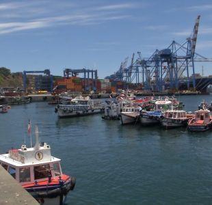 [VIDEO] Comienza reactivación del comercio en Valparaíso