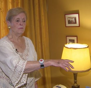 [VIDEO] Brazalete de asistencia para ancianos