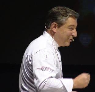 [VIDEO] El mejor chef del mundo visita Chile