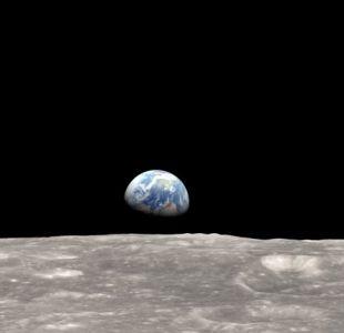 [VIDEO] NASA recrea primer viaje a la órbita de la luna en calidad 4k