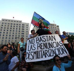 Líderes mapuche convocan movilización nacional por la desmilitarización de su territorio