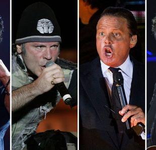 La cargada agenda de conciertos que tendrá Chile en 2019