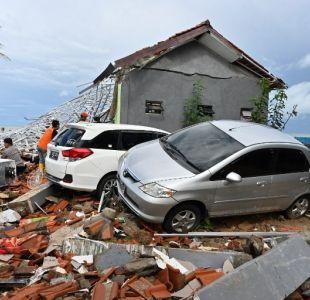 Confirman dramático aumento de víctimas tras tsunami en Indonesia