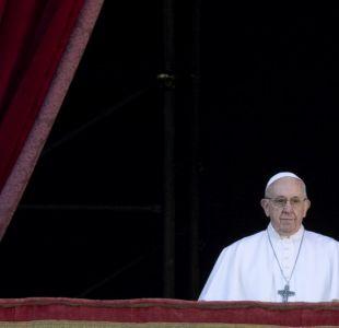 Mensaje Urbi et Orbi: El papa llama a la concordia en Venezuela y Nicaragua