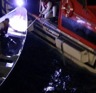 Milagro de Navidad: el rescate de dos pescadores de Costa Rica que estuvieron 20 días a la deriva