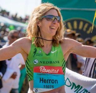 Camille Herron: la ultramaratonista que rompe récords mundiales comiendo tacos y bebiendo cerveza