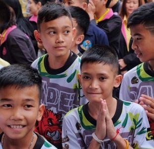 Rescate en Tailandia: qué pasó con los niños y con la cueva donde quedaron atrapados