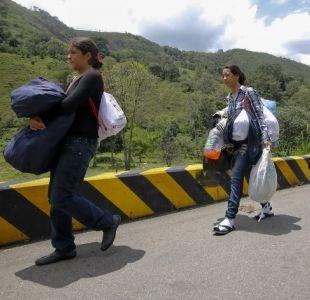 Las desesperadas venezolanas que venden su pelo y leche materna en Colombia