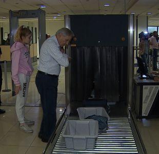 [VIDEO] Las mejoras en aeropuerto de Santiago durante vacaciones
