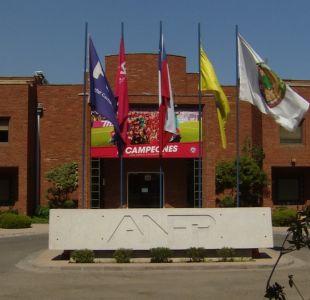 [VIDEO] Elecciones de la ANFP podrían repetirse debido a una querella