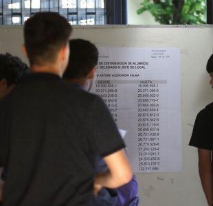 Admisión 2019: El ranking de los colegios con mejores puntajes PSU