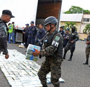 Costa Rica intercepta lancha con media tonelada de cocaína en Pacífico sur