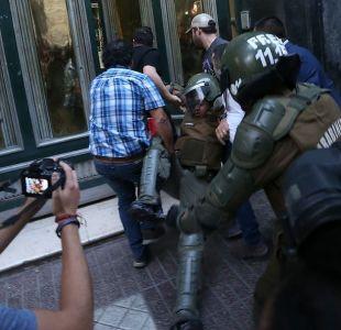 Piñera califica ataque a cinco carabineros como cobarde