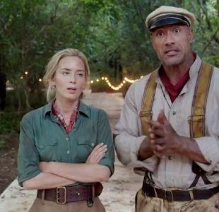 """La escandalosa diferencia de sueldos entre Dwayne Johnson y Emily Blunt para """"Jungle Cruise"""""""