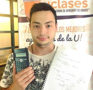 Pollo Castillo: El famoso youtuber que está a punto de titularse como ingeniero civil