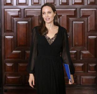 ¿Te imaginas a Angelina Jolie en la política? Ella no lo descarta
